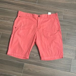 Energie men salmon colour shorts size 38